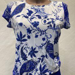 Camiseta Manga Corta Olga Santoni