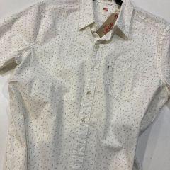 Camisa Manga Corta Levis C-65826-0127-BLANCO-M