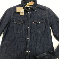 Camisa Manga Larga Levis M-50833-008-AZUL-M