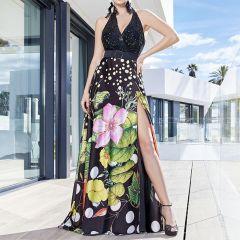 Vestido Largo Ceremonia Sonia Peña M-11210109