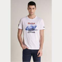Camiseta Manga Corta Salsa C-125713