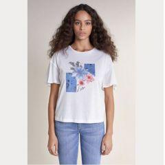 Camiseta Manga Corta Salsa M-125027
