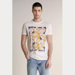 Camiseta Manga Corta Salsa C-124695