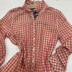 Camisa Manga Larga Tommy M-1657653470-314-NARANJA-L