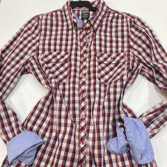 Camisa Manga Larga Tommy M-1657617952-946-ROJO-L