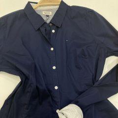 Camisa Manga Larga Tommy M-1657659036-409-MARINO-XL