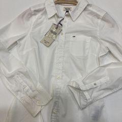 Camisa Manga Larga Tommy M-1657623238-100-BLANCO-S