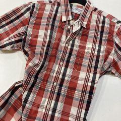 Camisa Manga Corta Levis C-64078-0001-ROJO-L