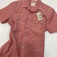 Camisa Manga Corta Levis C-64329