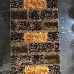 Alfombra PIe De Cama Gb Carpets H-ENVOY-MARRON-67*135