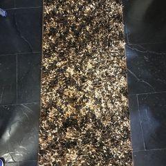 Alfombra PIe De Cama Gb Carpets H-FORTUNE-MARRON-67*135