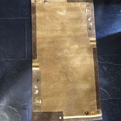 Alfombra PIe De Cama Gb Carpets H-MAITE-MARRON-60*120