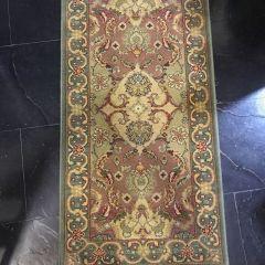 Alfombra PIe De Cama Gb Carpets H-MADRAS-VERDE-70*140