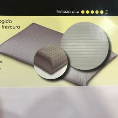 Almohada Mash Modelo Latex FIrmeza Alta