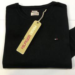 Camiseta Manga Larga Tommy C-TRUP-NEGRO-M