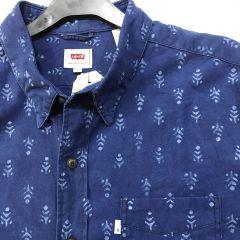 Camisa Manga Larga Levis C-22643-0017-AZUL-XL