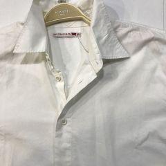 Camisa Manga Larga Levis C-62440-05-BLANCO-2XL