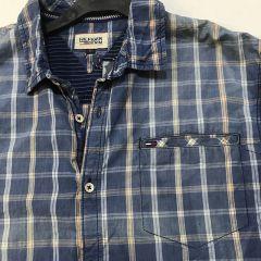 Camisa Manga Larga Tommy C-1957826930-AZUL-L