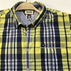 Camisa Manga Larga Tommy C-1957826738-AMARILLO-XL