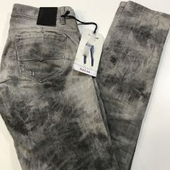 Pantalon Vaquero Salsa M-111823-3000-GRIS-36