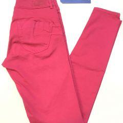 Pantalon Vaquero Salsa Secret M-116648-6028-FUXIA-37