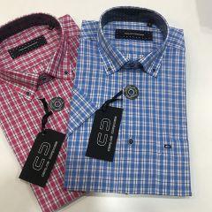 Camisa Manga Corta Carlos Cordoba C-50709