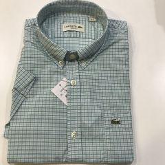 Camisa Manga Corta Lacoste C-CH7381