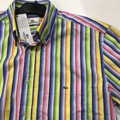 Camisa Manga Corta Lacoste C-L4H4155