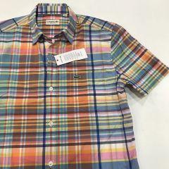 Camisa Manga Corta Lacoste C-CH6368