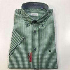 Camisa Manga Corta Etiem C-1819-6272-40-VERDE-L