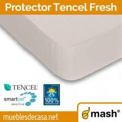 Protector Colchón Ajustable Productos Kol Tencel Fresh