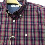 Camisa Manga Larga Etiem C-1700-6693-FUXIA-L